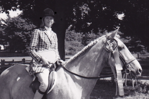 My horse hero: Dick, the rescue horse