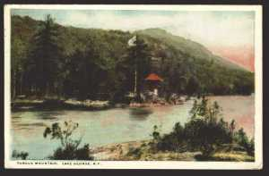 An old postcard of my forever wild place