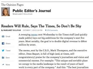 Public Editors Journal
